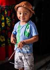Tocador de Triângulo (Tovinho Regis) Tags: brazil brasil garoto bahia criança niño nordeste forró triângulo remanso childreen sambadevéio