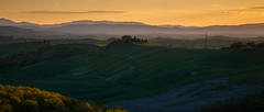 . (_Alexei) Tags: sunset italy dusk tuscany crete toscana senesi
