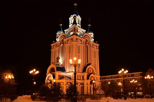 Komsomolskaya Square ©  й›·е¤Є
