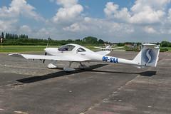 Sabena Aero Club / Diamond DA-20-C1 / OO-SAA / EBGB (_Wouter Cooremans) Tags: club diamond aero airfield c1 sabena grimbergen da20 diamondda20 da20c1 ebgb diamondda20c1 oosaa sabenaaeroclub