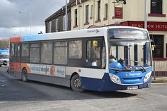 Stagecoach Fife 36197 SP60DYH (Will Swain) Tags: county uk travel bus buses march fife britain country north transport 4th east seen stagecoach dunfermline 2016 36197 sp60dyh