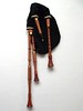 Schäferpfeife in C, medieval design (Bagpipe Maker T. Sonoda) Tags: germany münchen bayern medieval bagpipe landshut gaita mittelalter dudelsack cornemuse erding dudy musette säckpipa sackpfeife schäferpfeife