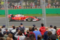 F1mel_10 (szk333) Tags: melbourne formula1 albertpark scuderiaferrari sebastianvettel f12016 formula1australiangp2016