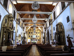 "San Cristóbal de las Casas: l'église San Francisco <a style=""margin-left:10px; font-size:0.8em;"" href=""http://www.flickr.com/photos/127723101@N04/25359363520/"" target=""_blank"">@flickr</a>"