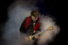 Smoking Guitar (MattDeane) Tags: from circus hell preston carnevil horrors the circusofhorrors interceptors chartertheatre