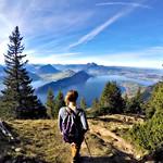 Rigi / lac de Lucerne