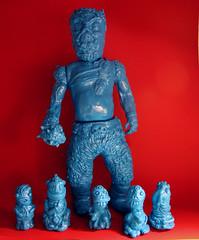 Kanzler Arschloch blue (Krotpong Industries) Tags: naked nude penis breast vagina sofubi sofvi softvinyl krotpong softvinyltoy kanzlersgridarschloch kanzlerarschloch