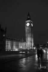 Big Ben (jolienkrijnen) Tags: street uk tower rain architecture outdoor bigben clocktower londen 2016
