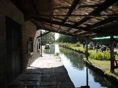 Cromford Wharf (Worthing Wanderer) Tags: summer river canal nationalpark derwent derbyshire peakdistrict sunny september valley cromford derwentvalleyheritageway