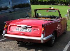 LBO 104F (3) (Nivek.Old.Gold) Tags: convertible triumph 1967 vitesse 2litre