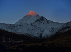 The darkest hour is just before dawn (PhotoArt Images) Tags: newzealand mountains sunrise dawn nz snowcappedmountains nzsouthisland nikond700 photoartimages