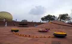 _general_view_1819 (Manohar_Auroville) Tags: urn amphitheatre luigi fedele