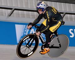 Henry-200m-mar-2016 (henry in a'dam) Tags: lake bike race giant cycling flying track racing henry sprint velodrome wedstrijd fiets 200m gaul wielerbaan vliegend workcycles baanfiets