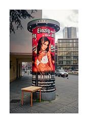 Table Dance (speedmatters) Tags: street city urban woman sex germany advertising table deutschland daylight furniture frankfurt mobilephone xxx fkk banking storytelling ecb sexsells europeancentralbank europischezentralbank