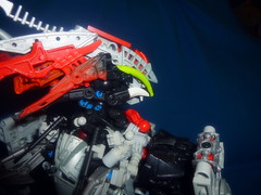 Rising Sun Guardian (Shogoki-San) Tags: samurai titan bionicle moc