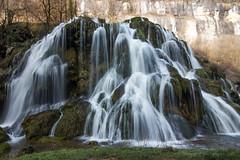 Ma route des cascades... Les Tufs (Dolkar-photographe...) Tags: waterfall eau jura baumelesmessieurs ledard cascadedestufs waterfalltufs paysagejurassien