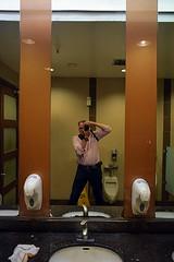 Self-Portrait, New Capital Seafood (jjldickinson) Tags: selfportrait bathroom restaurant mirror chinese sangabriel dimsum metaphotography cantonese jacobdickinson newcapitalseafood sangabrielsquare nikond3300 promaster52mmdigitalhdprotectionfilter nikon1855mmf3556gvriiafsdxnikkor 104d3300