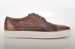 Corvari Sneaker 4044 Kalbsleder braun (brown) (2) (spera.de) Tags: brown sneaker braun 4044 corvari kalbsleder herrensneakersportschuhe