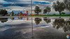 2016. BOSTANLI (SONER DİKER) Tags: park city trip travel lake reflection tree water pool clouds turkey landscape apartment outdoor türkiye riverbank apartman izmir watercourse bulut ağaç yansıma havuz turkei seyahat bostanlı şehir mywinners abigfave mavişehir colorphotoaward theunforgettablepictures