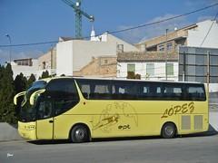 Ayats Atlas Scania de Lopez (Bus Box) Tags: bus atlas lopez autobus scania caravaca ayats