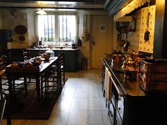 Kitchen of the Van Loon house (Joop van Meer) Tags: amsterdam keizersgracht 2016 museumvanloon