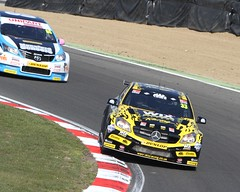 Free Practice - BTCC Round 1 (TVR46_Trevor Harlock) Tags: 1 round btcc brandshatch britishtouringcars freepractice