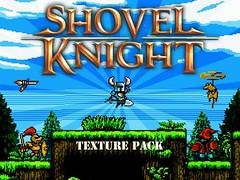 Shovel Knight Resource Pack 1.9.2/1.9/1.8.9 (MinhStyle) Tags: game video games gaming online minecraft