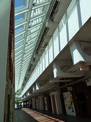 Cambridge, MA, Harvard University Science Center, Main Hallway (Mary Warren (6.7+ Million Views)) Tags: building architecture hall skylight harvarduniversity cambridgema harvarduniversitysciencecenter