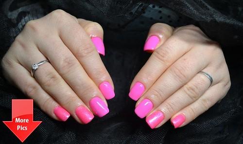 Sector 8 nail art