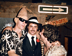Hutley's. A few photos from a 1980's Halloween Party. (BruceLorenz) Tags: street new york ny st bar island pub long main tavern 1984 eighties 1980s 501 islip theeighties hutleys