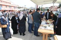 IMG_9188 (Objektife Düşenler) Tags: el mehmet bayrak tirebolu kutlu yüksek haftası meslek sergisi okulu sanatları dağum