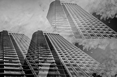 skyscraper optical illusion (rocami19) Tags: leica dlux5