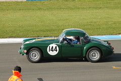 IMG_1112 (Thimp1) Tags: john bob racing mg mga whitmore donington olthof