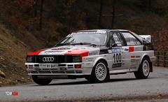 Audi Quattro - Delecour (tomasm06) Tags: auto sport race rally course rallye audiquattro paysdegrasse