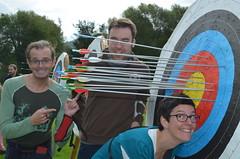 Robin Hood archery social 2014