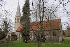 Quidenham, Norfolk, UK (mira66) Tags: england church norfolk standrew quidenham