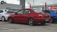 Subaru Impreza WRX MkII (First Facelift) (3) (GonzaloFG) Tags: detail slr ford chevrolet car sport skyline honda spain italia nissan evolution huracan ferrari camaro mclaren enzo bmw gto jaguar mustang m3 ducati audi lamborghini rs m6 m5 challenge m4 avant v8 rs2 spotting s2000 e30 nsx gallardo amg drifting rs4 typer gtr trackday murcielago etype quattro gt40 f40 r8 f12 rs6 v12 f50 cosworth nismo e46 r34 e36 berlinetta superleggera 458 899 m3csl desmosedici panigale ftype 275gtb rs3 e92 circuitodeljarama stralade m235i