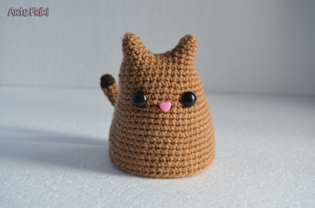 Cake The Cat Amigurumi : The Worlds newest photos of amigurumi and gato - Flickr ...