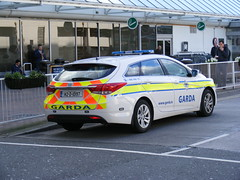 Police Vehicles at Dublin Airport Ireland (seanfderry-studenna) Tags: blue ireland dublin irish cars lights airport garda cops police security eire vehicles vans law enforcement emergency 112 patrol forces 999 atha baille gardai cliath siochana liveried