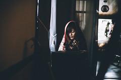 DSC_9180 (Ivan KT) Tags: light shadow portrait woman art girl photography lotus taiwan exhibition sight conceptual backlighting