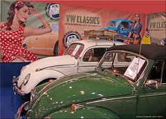 Techno Classica 2016 in Essen (Jorbasa) Tags: auto city car vw germany volkswagen deutschland essen classiccar hessen fair voiture stadt oldtimer oldcar messe geotag technoclassica wetterau oldtimermesse jorbasa technoclassicaessen2016