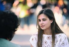 eye conctat 3 (monicacastigliego) Tags: girl looking sguardo ragazza eyeconctatevent giardinimergheritabologna