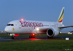 Ethiopian Airlines 787-8 ET-ASG (birrlad) Tags: morning ireland dublin sunlight sunrise airplane dawn early losangeles airport aircraft aviation airplanes landing international finals airline boeing lax arrival airways approach airlines addisababa runway landed dub airliner arriving ethiopian 787 b787 dreamliner 7878 b788 et504 etasg