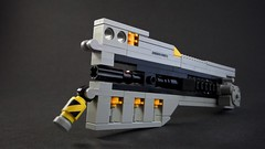 Dragonlady Primary Weapon (Marco Marozzi) Tags: robot tank lego marco mecha droid mech moc marozzi legodesign legomech logomecha