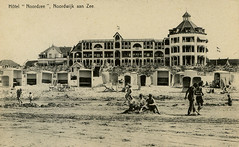 1072 - PC Noordwijk ZH (Steenvoorde Leen - 2.1 ml views) Tags: history strand boulevard postcards noordwijk kust ansichtkaart noordwijkaanzee badplaats oldcards oudnoordwijk