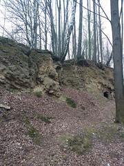 Pczki Dolne - abandoned limestone quarry (nesihonsu) Tags: foothills rocks poland polska caves limestone geology quarry sudety geologia geosite permian limestones sudeten sudetes jaskinie zechstein lowersilesia pogrze dolnolskie dolnylsk pogrzeizerskie geologyofpoland pczkidolne