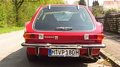 Volvo 1800 ES (vwcorrado89) Tags: volvo 1800 es coupe kombi schneewittchensarg combicoupe