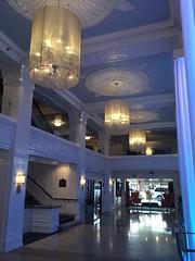 Sheraton Gunter Hotel (jericl cat) Tags: blue sanantonio hotel texas lobby sheraton gunter remodeled