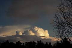 Journey to the sky fortress (StoraDan) Tags: sky clouds fotosondag iskyn fs160424