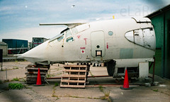 XL190 Handley Page Victor K.2 Nose only ex 9216M 3 (eLaReF) Tags: 3 history ex museum nose victor page only k2 raf manston handley xl190 9216m